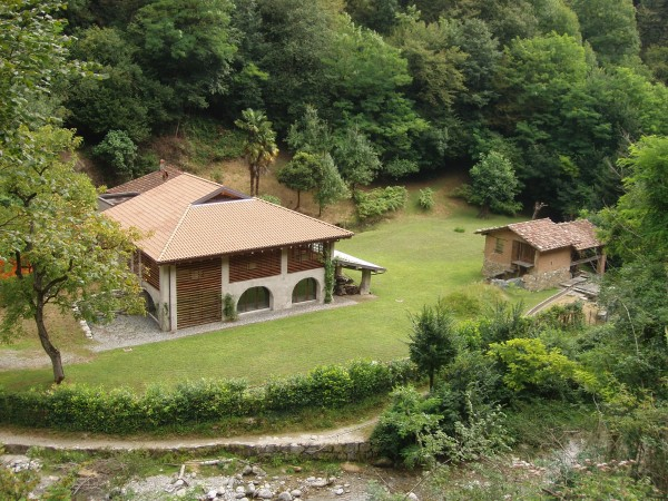 Ecomuseo Val Sanagra - La Fornace dall'alto