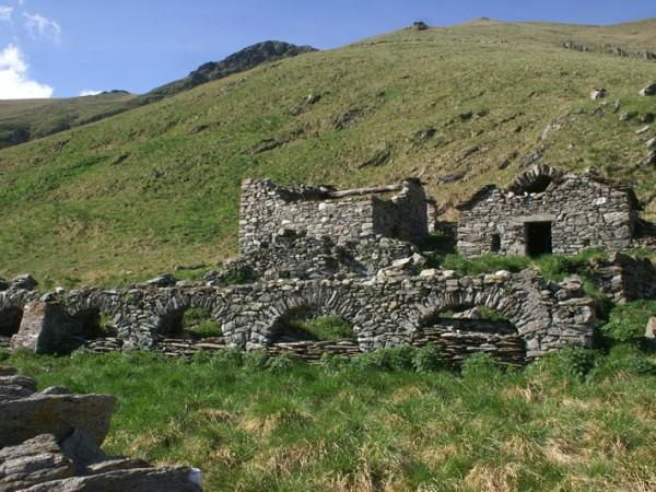 Ecomuseo Val Sanagra - Alpe Ballarona