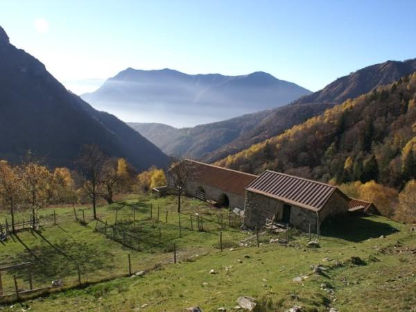 Ecomuseo Val Sanagra - Alpe Erba 01