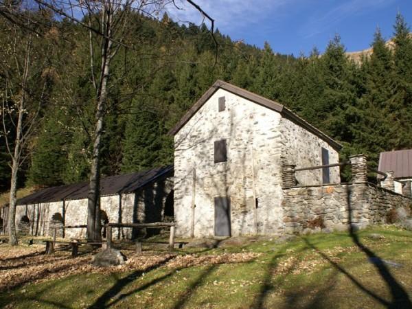 Ecomuseo Val Sanagra - Alpe Leveja 02