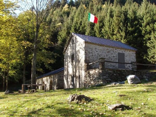 Ecomuseo Val Sanagra - Alpeggi e Pascoli