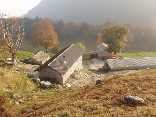 Ecomuseo Val Sanagra - L'alpe Logone
