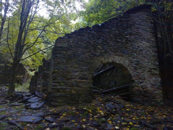Ecomuseo Val Sanagra - Alpe Pisanera