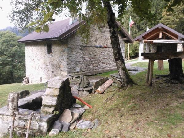 Ecomuseo Val Sanagra - Alpe Varò 03