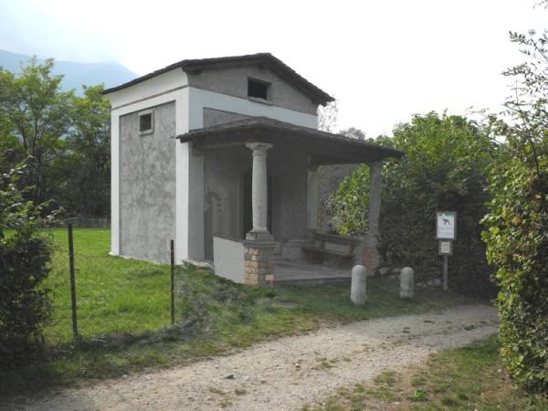 Ecomuseo Val Sanagra - Cappella dell'Artüs - località Artusio