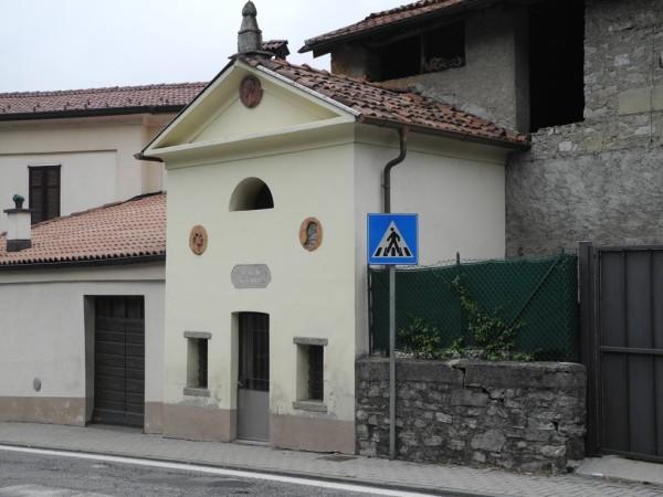 Ecomuseo Val Sanagra - La cappella dei Re Magi - Cardano