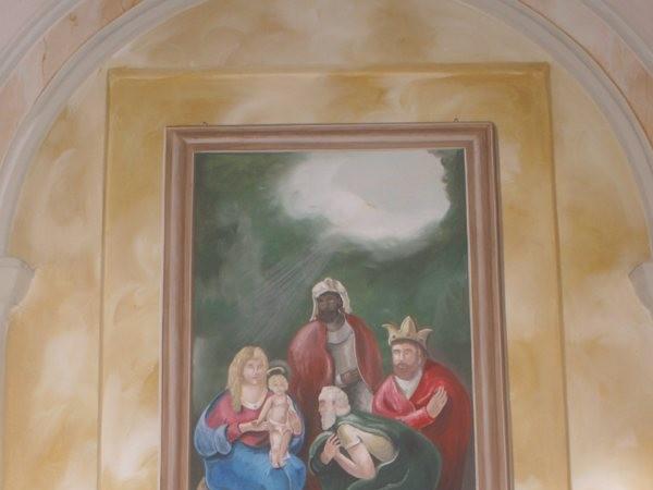 Ecomuseo Val Sanagra - Cappella dei Re Magi 03