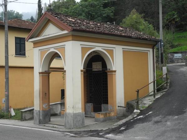 Ecomuseo Val Sanagra - Cappella della Mastaa 01
