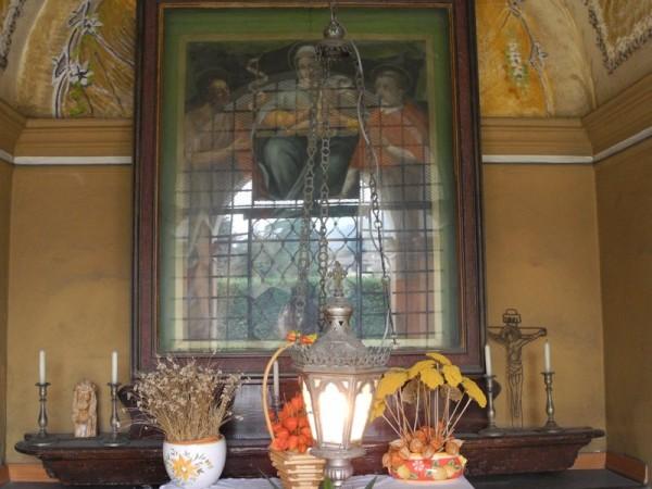 Ecomuseo Val Sanagra - Cappella della Mastaa 03