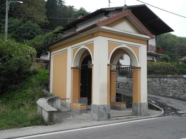 Ecomuseo Val Sanagra - Cappella della Mastaa 04