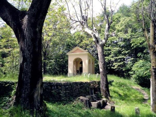 Ecomuseo Val Sanagra - Cappella di San Rocco 01