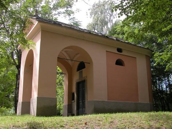 Ecomuseo Val Sanagra - S. Rocco - Naggio