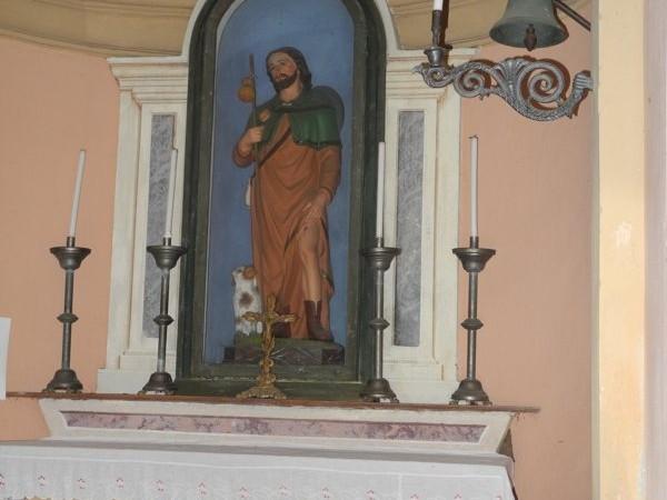 Ecomuseo Val Sanagra - Cappella di San Rocco 04