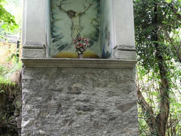 Ecomuseo Val Sanagra - Cappelletta sull'antica Strada Regina