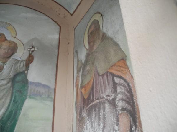 Ecomuseo Val Sanagra - Cappelletta della Croce - S. Sebastiano