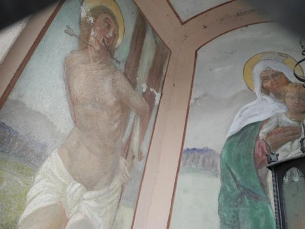Ecomuseo Val Sanagra - Cappelletta della Croce - S. Rocco