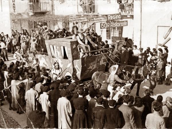 Ecomuseo Val Sanagra - 1953 - Arrivano i nostri! Il mito americano del Far West
