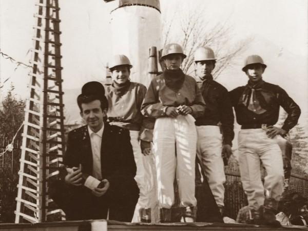 Ecomuseo Val Sanagra - 1959 - Lo Sputnik: inizia la conquista dello Spazio