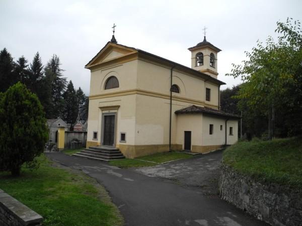 Ecomuseo Val Sanagra - Chiesa della Madonna Addolorata - Naggio