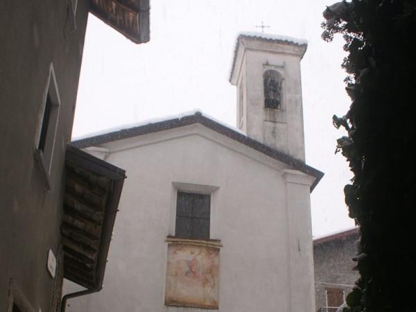 Ecomuseo Val Sanagra - Chiesa di S. Giovanni Battista - Gonte