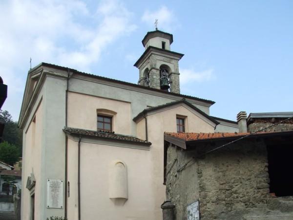Ecomuseo Val Sanagra - Chiesa di S. Gottardo - Grona
