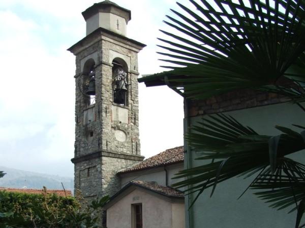 Ecomuseo Val Sanagra - Campanile Chiesa di S. Gottardo - Grona