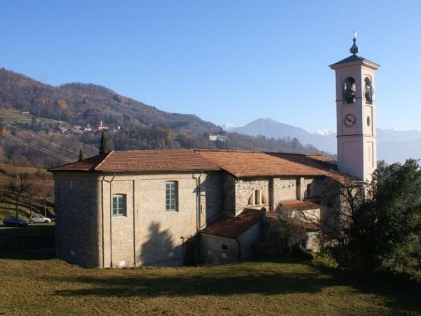 Ecomuseo Val Sanagra - Chiesa dei SS. Siro e Margherita - Codogna