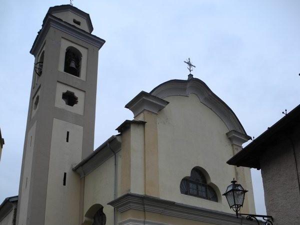 Ecomuseo Val Sanagra - Chiesa dei SS. Caterina, Bernardo e Francesco Saverio - Cardano