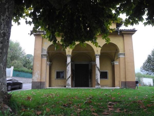 Ecomuseo Val Sanagra - Chiesa della SS. Trinità - Grona