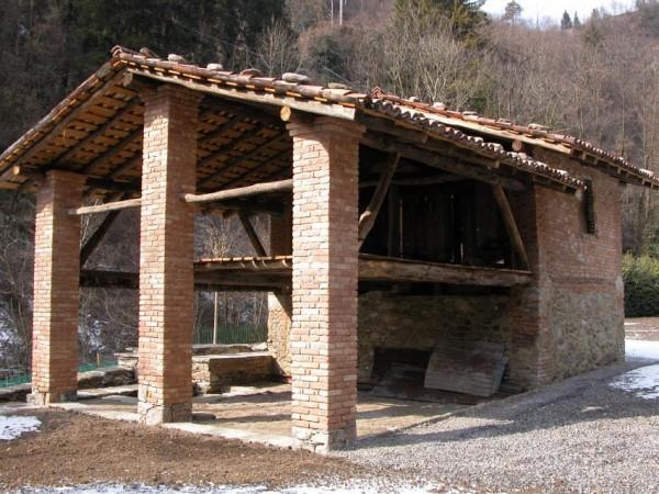 Ecomuseo Val Sanagra - La Fornace Galli - 2
