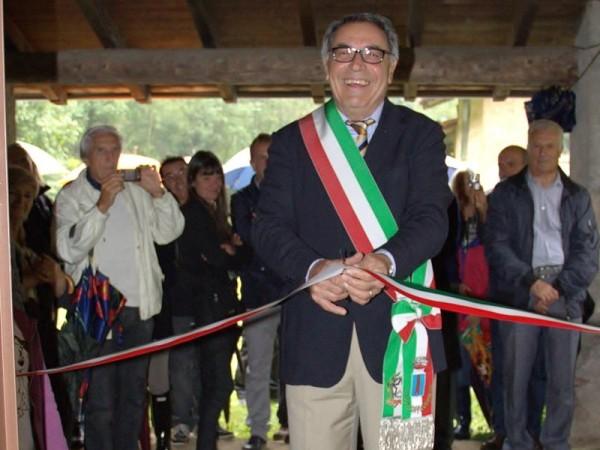 Ecomuseo Val Sanagra - Inaugurazione Fornace Galli