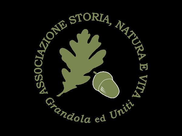 Ecomuseo Val Sanagra - Logo dell'Associazione Storia, Natura E Vita