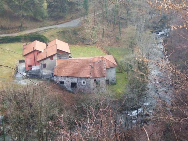 Ecomuseo Val Sanagra - Il mulino dei Cattaneo- Guerra