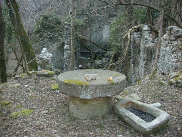 Ecomuseo Val Sanagra - Mulino dei Pozzi 03