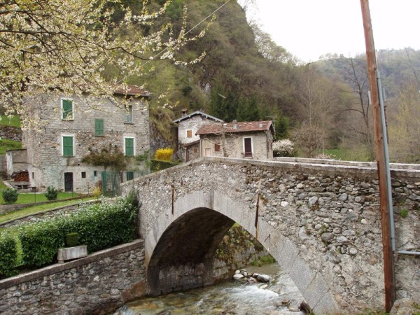 Ecomuseo Val Sanagra - Mulino della Valle - Ponte