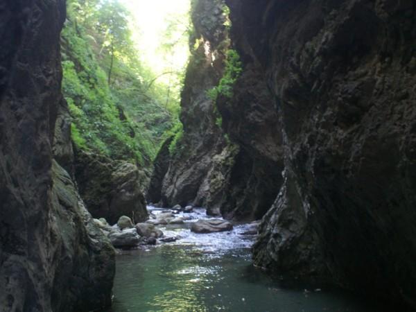 Orrido Val Sanagra