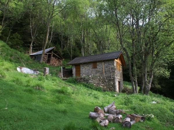 Ecomuseo Val Sanagra - L'alpe Poltrini d'Erba