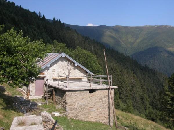 Ecomuseo Val Sanagra - Alpe Poltrini di Leveja