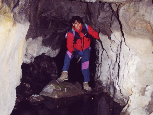 Ecomuseo Val Sanagra - Esplorando l'interno della prima miniera