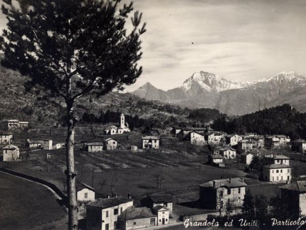 Ecomuseo Val Sanagra - Foto storica