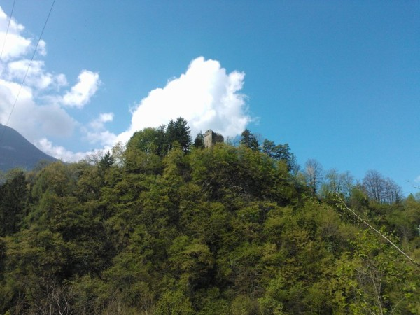Ecomuseo Val Sanagra - La torre di Codogna