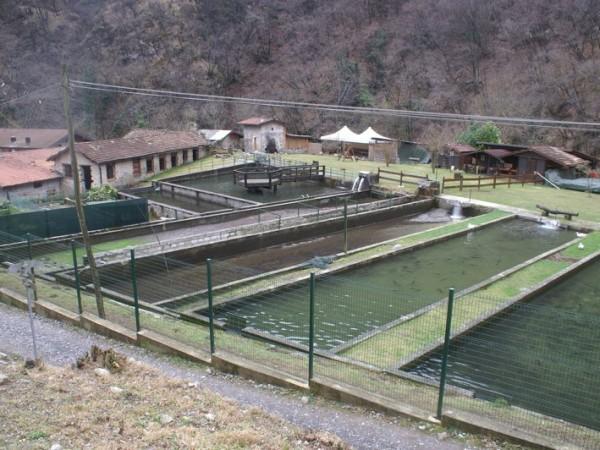 Ecomuseo Val Sanagra - Vecchia Chioderia - vasche