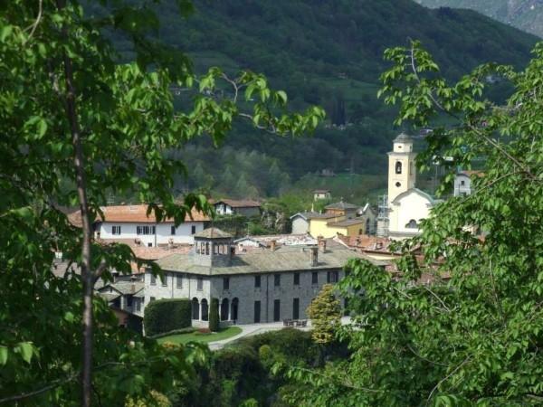 Ecomuseo Val Sanagra - Villa Bagatti Valsecchi 01