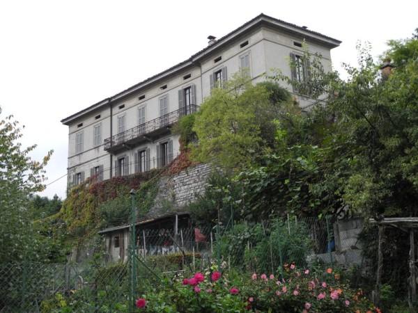 Ecomuseo Val Sanagra - Villa Boccalari