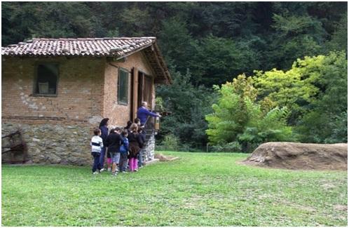 Ecomuseo Val Sanagra - Visita guidata alla Fornace - 1